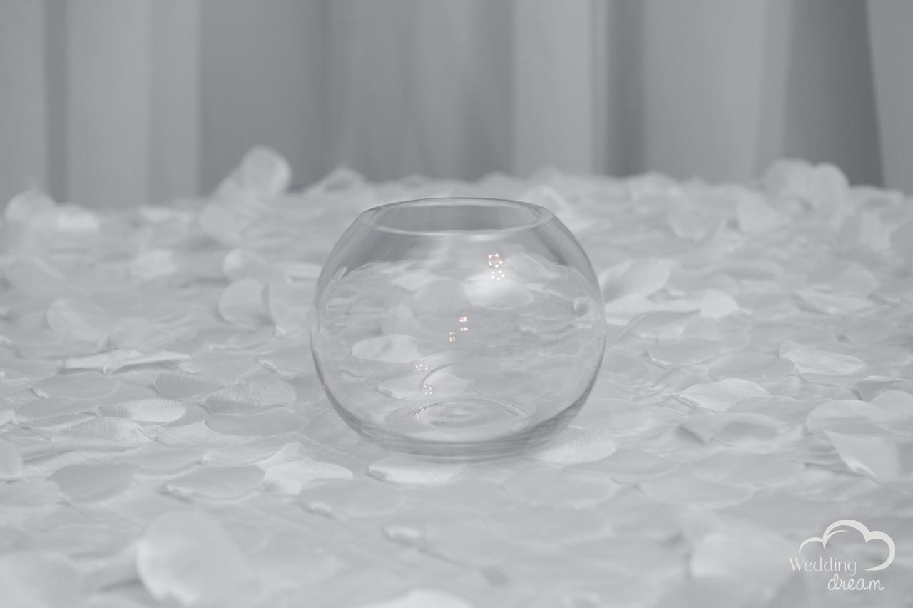 Small Round Bowl Vase