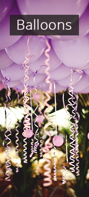 balloons birthdays weddings any occasion