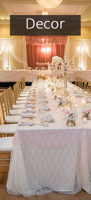 wedding decor wedding dream