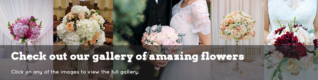 wedding dream gallery headers flowers