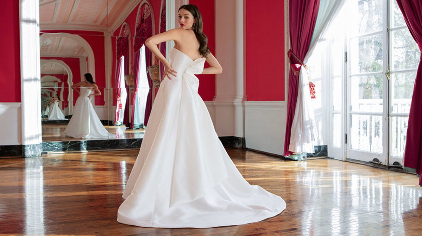 bridal dress wedding decor kitchener