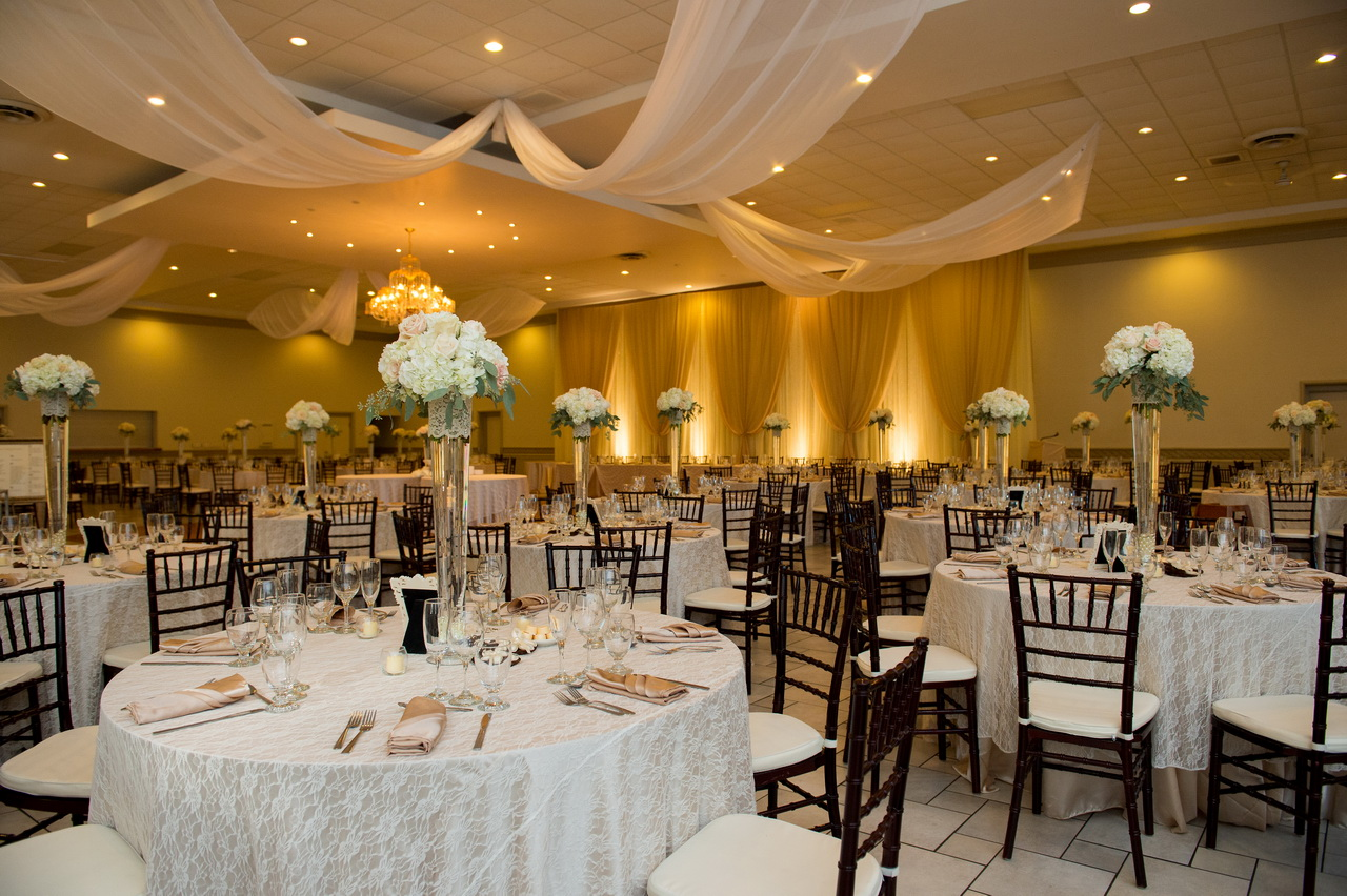 Croatian hall Kitchener wedding banquet