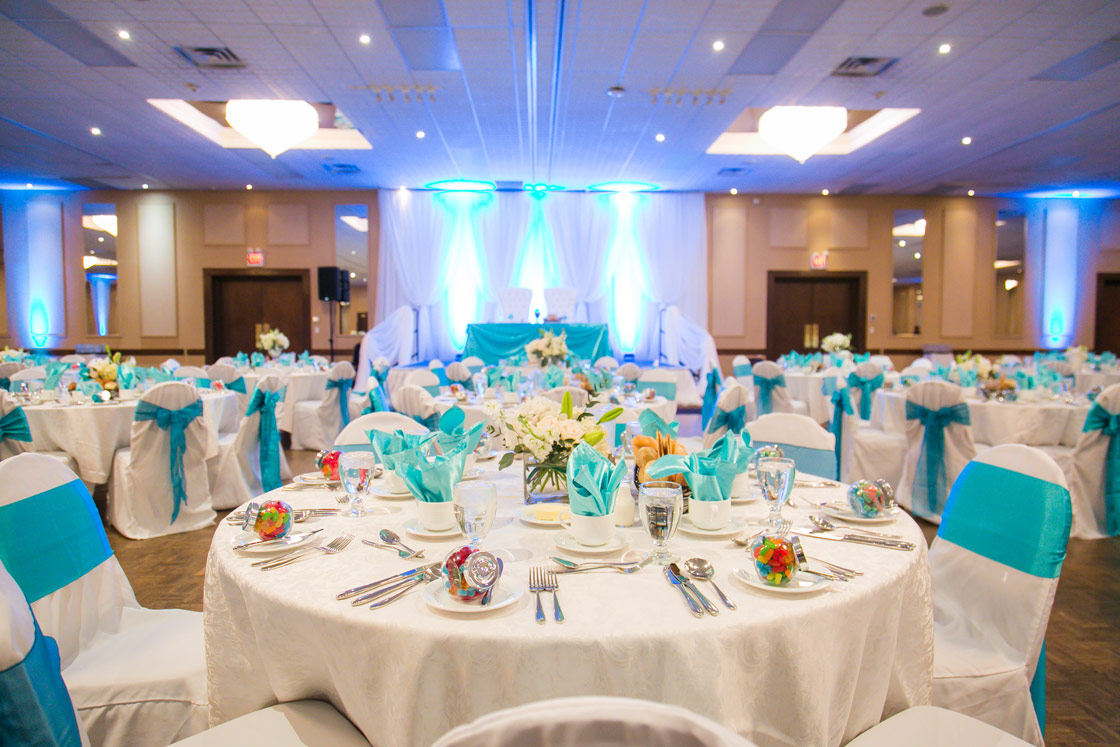 wedding decor kitchener bingemans hall