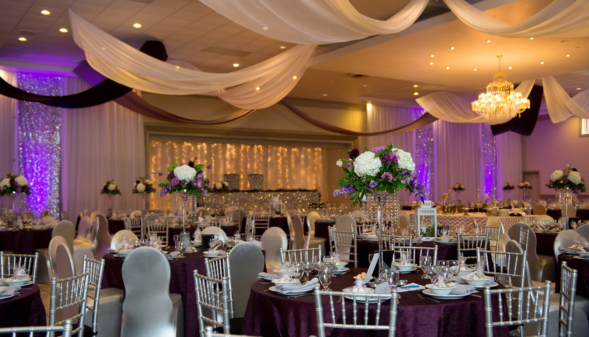 Wedding Decorations And Rentals